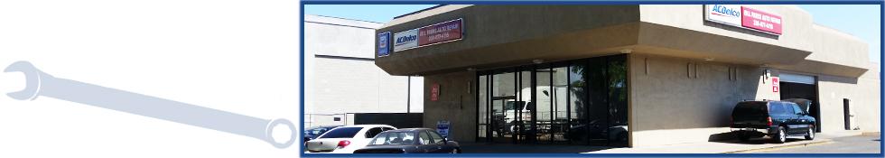 Auto Service & Auto Repair in Stockton | Bill Park's Auto ...